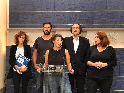 """En Marea pide a Batet negociar la """"agenda gallega"""" porque """"Cataluña no puede opacar"""" todo"""