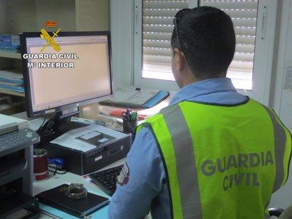 Detenido por denunciar el robo de su coche, que vendió un mes antes en Almería