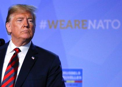 Trump, satisfecho con el compromiso de los aliados de aumentar el gasto en defensa