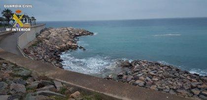 Interceptada en Melilla una patera con 13 subsaharianos, uno de ellos el presunto patrón