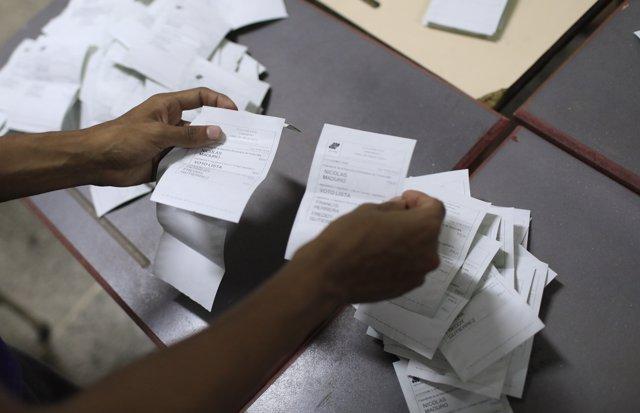 Elecciones presidenciales Venezuela/Archivo