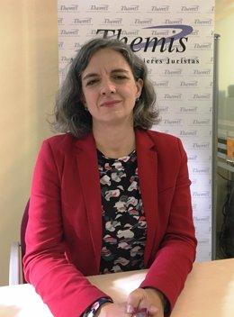 María Ángeles Jaime de Pablo, presidenta de Mujeres Juristas THEMIS