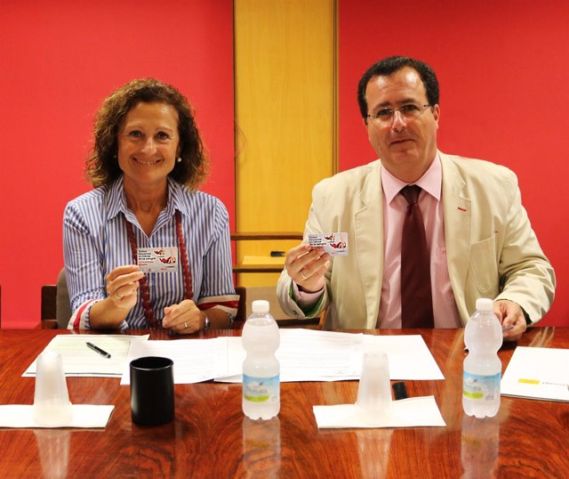 Centro de Transfusión, convenio con Tussam para promocionar donación de sangre