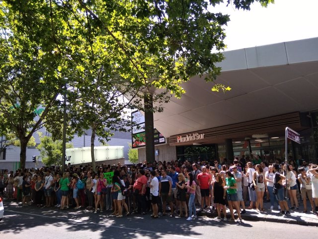 Opositores de Secundaria en Madrid reclaman ver sus exámenes