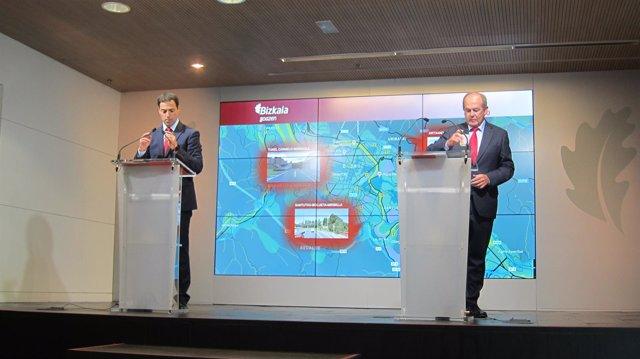 Diputación De Bizkaia Y Ayuntamiento De Bilbao