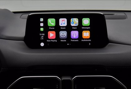Mazda ofrecerá Apple CarPlay y Android Auto de serie en la mayoría de sus modelos con MZD Connect
