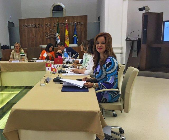 Extremadura. Reunión Coprepa
