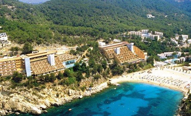 Hoteles en Cala San Miguel (Ibiza)