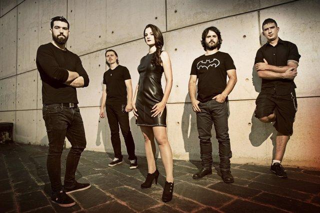 La banda Diabulus in Musica