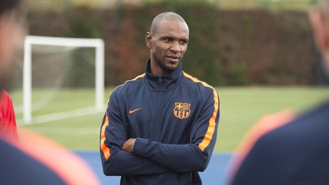 Éric Abidal secretario técnico FC Barcelona