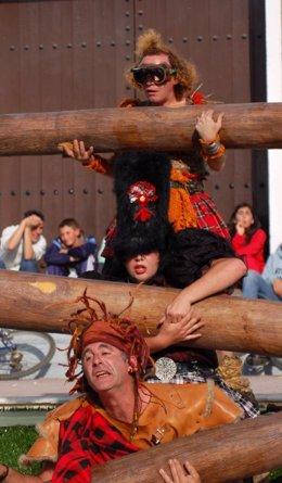 Festival de Niebla en Huelva.