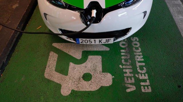 Vehículo ECO del Ayuntamiento de Madrid