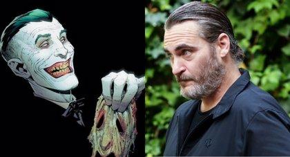 El Joker no es el primer papel de Joaquin Phoenix en DC