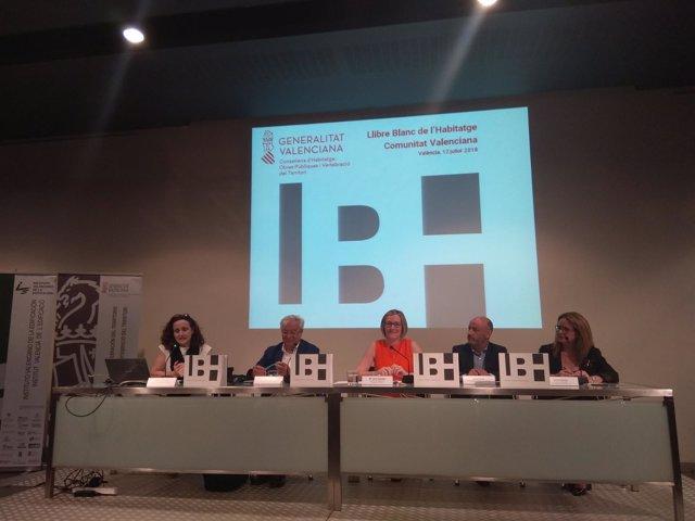 Presentación Libro Blanco de Vivienda Comunitat Valenciana