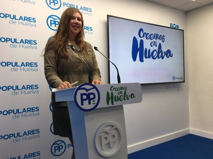 """PP culpa a Sánchez y Díaz de """"la mala imagen turística que dan el retraso"""" en la regeneración de las playas de Huelva"""