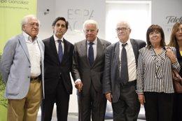 Acto de presentación del Archivo de Felipe González