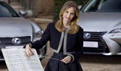 Inma Shara y Lexus abren camino a las jóvenes promesas de...