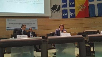 Baleares defiende en la UE cambiar el sistema de ayudas para paliar los costes de la insularidad