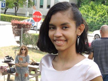 El Hospital La Paz salva la vida a una chica panameña desahuciada por un gran tumor raro en la espalda