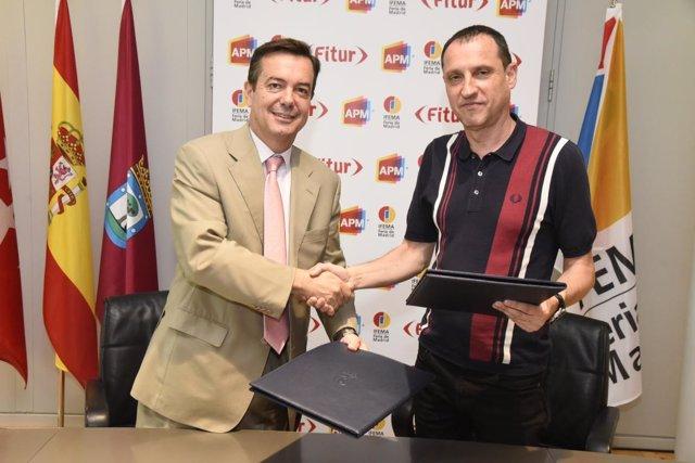Acuerdo Ifema y APM