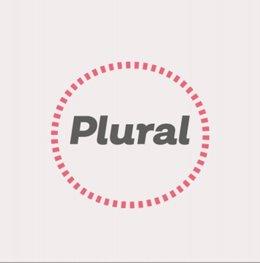 Logo de la plataforma 'Plural'