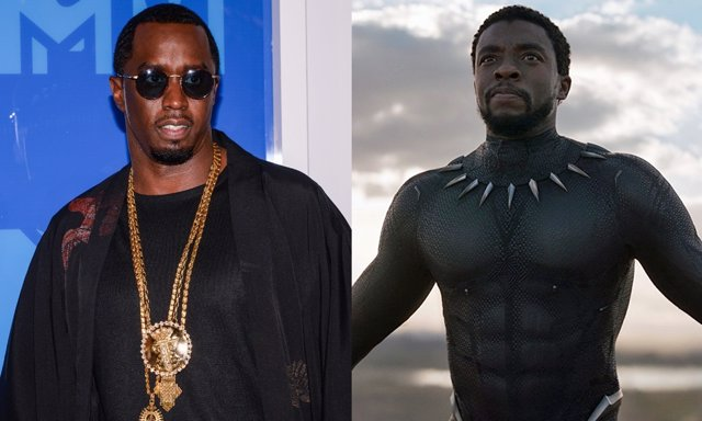 Puff Daddy y Black Panther