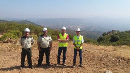 La Junta resalta como objetivo de las ayudas para la prevención de incendios la restauración de ecosistemas