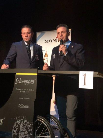 Ángela Albuixech, de Vermutiki, vencedora en la categoría de Jefa de Bar en el campeonato de La Rioja Coctelería 2018