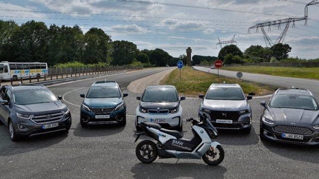 5GAA, BMW, Ford Y PSA