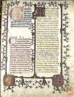 Troben un manuscrit que recopila la normativa dels orígens de la Generalitat