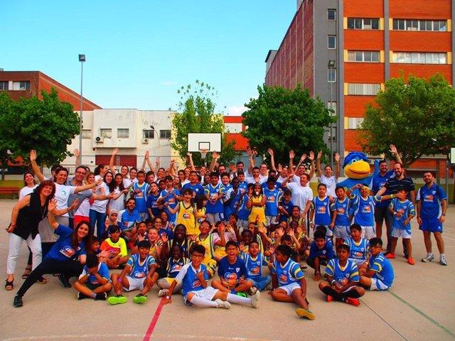 Escuelas Deportivas Danone