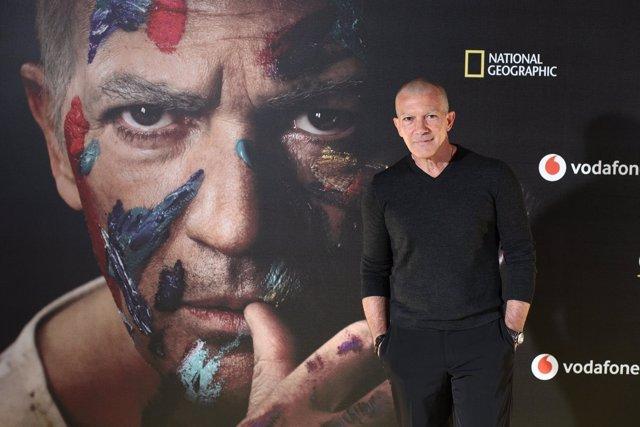 Antonio Banderas  estreno  de  'Genius: Picasso'