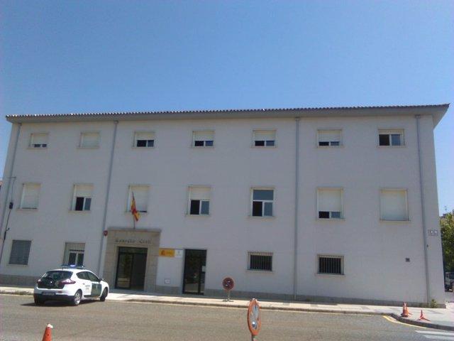 Nuevo cuartel de la Guardia Civil