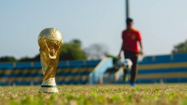 Futbolista, Mundial, Fútbol