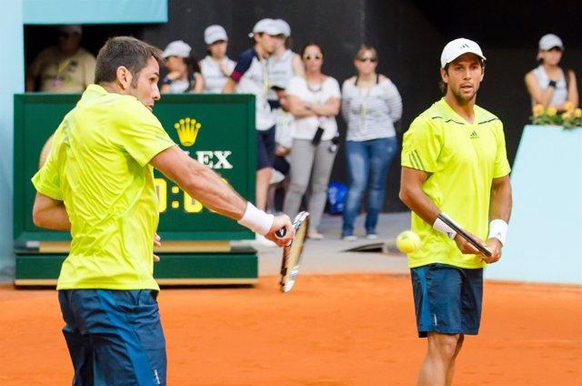 Fernando Verdasco y David Marrero