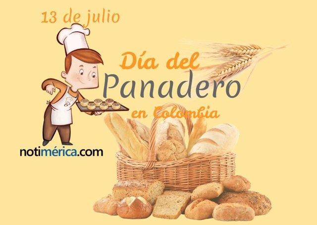 Día del Panadero en Colombia