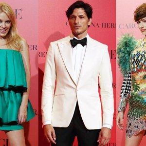 Andrés Velencoso se reencuentra con sus ex: Kylie Minogue y Úrsula Corberó
