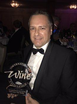 Sergio Martínez, mejor enólogo de vinos generosos del mundo 2018