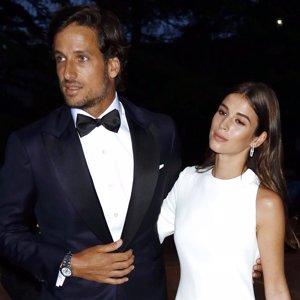 Feliciano López y Sandra Gago protagonizan su primer posado como pareja