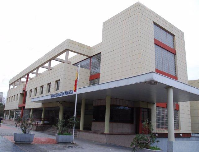 Comisaría Policía Nacional Guadalajara