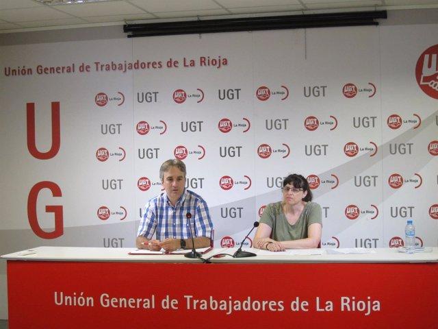 UGT En Defensa De Los Servicios Sociales