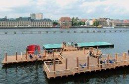 Valladolid.- El PP propone una piscina flotante como la de Berlín