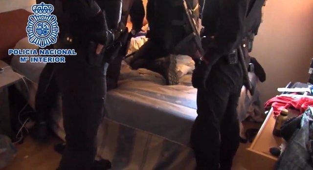 Detenidos 39 jóvenes que practicaban robos con violencia en Madrid