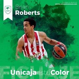Brian Roberts Unicaja