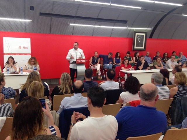 Comité Autonómico de la FSA-PSOE