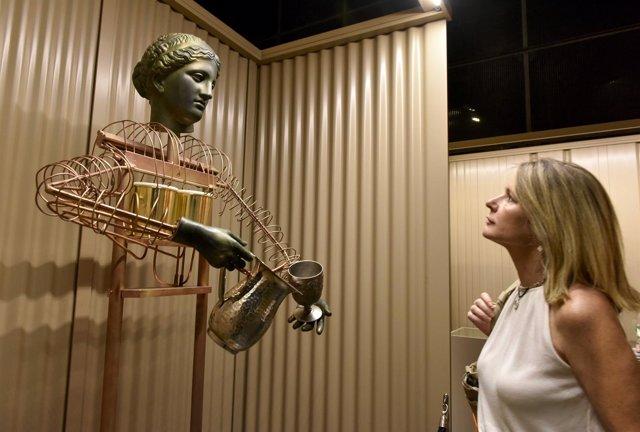 Exposición 'Robots. Los humanos y las máquinas' en el CosmoCaixa