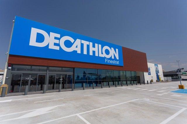 Decathlon Finestrat