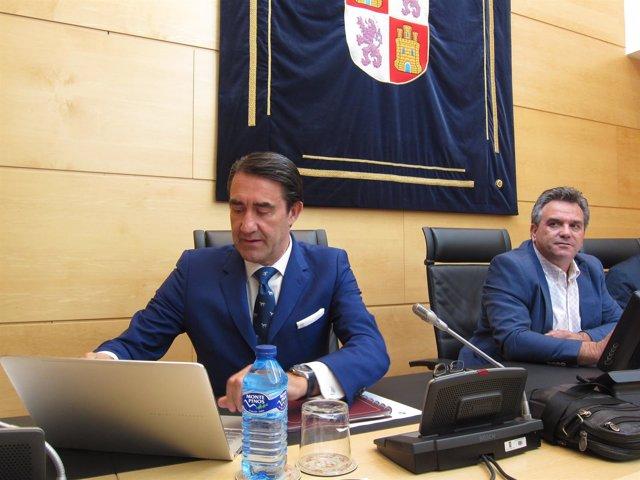 Suárez-Quiñones en las Cortes