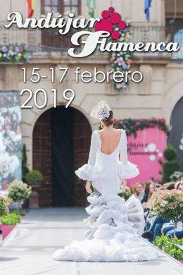 Cartel de Andújar Flamenca