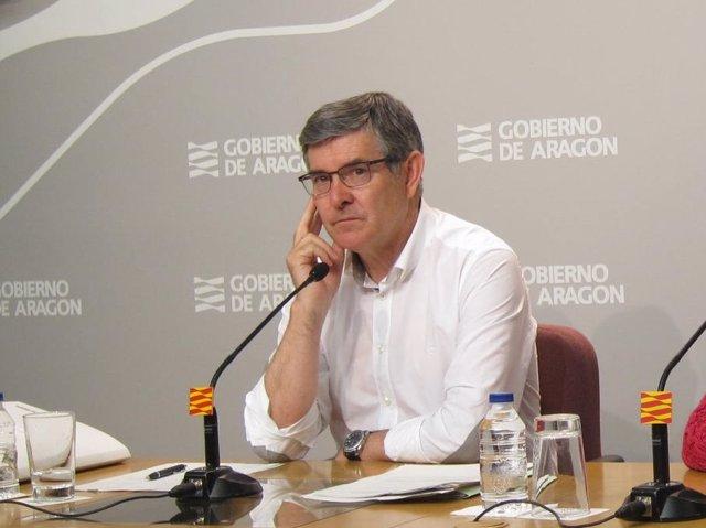 Consejo de Presidencia del Gobierno de Aragón, Vicente Guillén